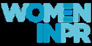 Women in PR logo